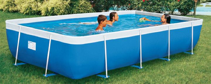 Piscine autoportanti piscine fuori terra e accessori per - Accessori piscina fuori terra ...