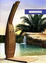 Docce solari piscine fuori terra e accessori per piscina consigli utili guida all 39 acquisto e - Docce per piscine esterne ...