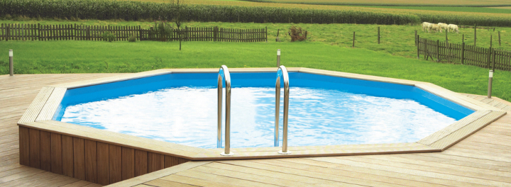 Piscine in legno piscine fuori terra e accessori per for Accessori per piscine esterne